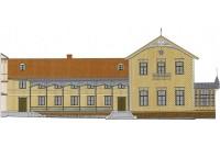 Palangos Kurhauzo medinė dalis jau turi restauracijos leidimą