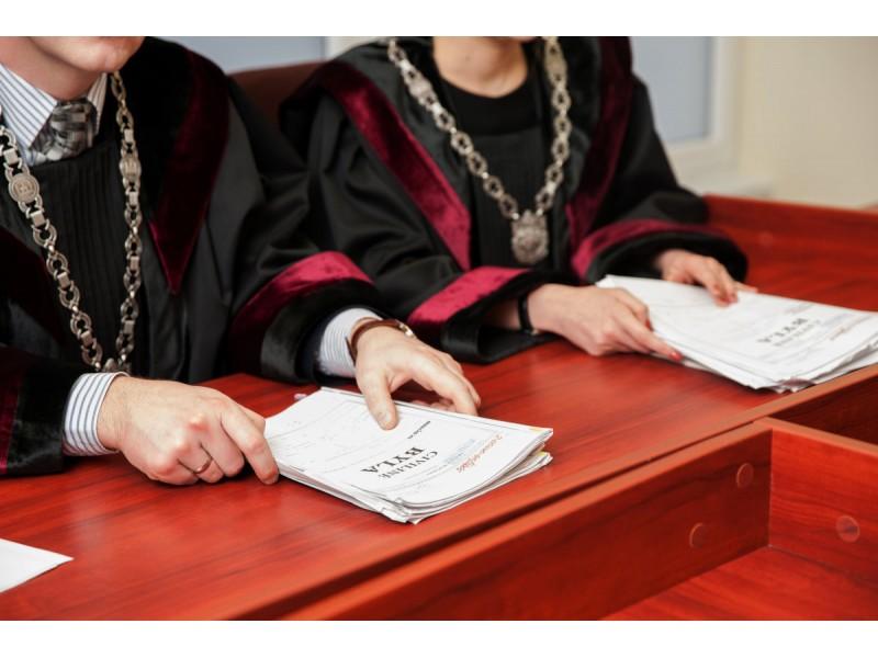Paskelbti du konkursai į Palangos rūmų teisėjo padėjėjo pareigas