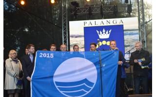 Kopenhagoje apsispręsta – Palangos paplūdimį vėl puoš Mėlynoji vėliava