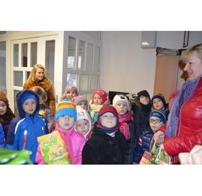 Mažieji gerumo lopšeliuose-darželiuose mokomi ne tik per šventes