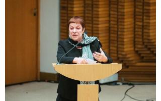 Palangos burmistro Jono Šliūpo muziejus kviečia susitikti su teatrologe, menotyrininke ir eseiste Audrone Girdzijauskaite