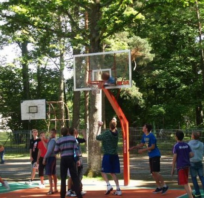 Didžioji dalis jaunųjų palangiškių linkę sportuoti.
