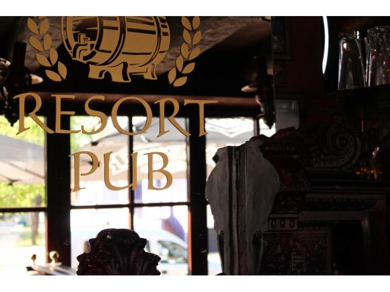 """""""Resort Pub"""" – vieta, siūlanti naujas tradicijas"""
