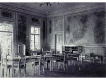 Rūmų interjeras. Iš Kretingos muziejaus archyvo.