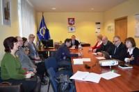 Viešosios tvarkos skyriaus darbo rezultatai stebina net kitų miestų vadovus