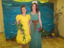 """Koncertą """"Mes Pajūrio – vaikai"""" vedė jo scenarijų parengusios  auklėtojos Alma Matelienė ir Erika Lukauskienė. / """"Gintarėlio"""" archyvo nuotr."""