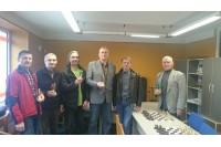 Palanga paskelbė geriausių šachmatininkų šešetuką