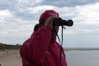 """J. Pirožnikas: """"Šią vasarą gelbėtojų paplūdimyje bus daugiau, jie stebės jūrą ilgiau"""""""