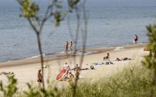 Nemirsetos paplūdimyje rastas galimai nuskendusio 27 metų vyro kūnas