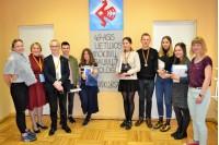 Gimnazistai – Lietuvos mokinių jaunųjų filologų konkurso laureatai