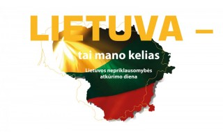 Lietuvos nepriklausomybės atkūrimo diena Palangoje