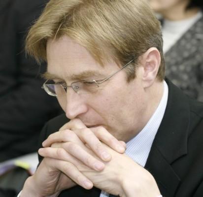 Miirė Tarybos narys Giedrius Šatkauskas