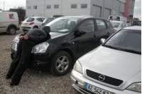 Policija sulaikė prabangių automobilių vagis