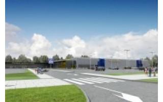 Palangos autobusų stoties investuotojų vizijoje – originalus, jaunatviškas ir patogus objektas