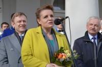 """Buvusi Lenkijos kultūros ministrė: """"Mero juokai buvo ne be pagrindo"""""""
