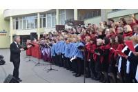 """Chorų šventės """"Su jūra dainuok""""  organizatoriai pasigedo valdžios dėmesio"""