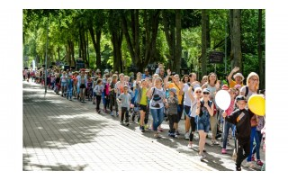 Palangos socialinių paslaugų centras ragina palangiškius globoti vaikus