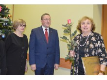 Regina Ivanovienė ir Eugenija Ševelinskienė