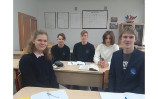 Palangiškių sėkmė  jaunųjų matematikų olimpiadoje