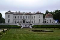 Tiškevičių rūmai atgimsta pagal F. H. Schwechteno brėžinius ir piešinius