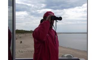Palangos poilsiautojus paplūdimiuose dar trejus metus saugos Jonas Pirožnikas