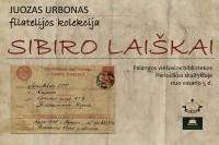 Palangiškiams pristatoma laiškų iš Sibiro kolekcija