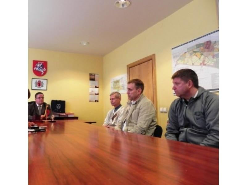 Palangoje sporto salės laukia ir Lietuvos krepšinio rinktinė