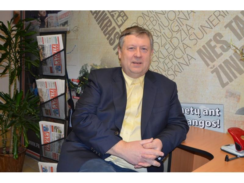 Prieš 15 metų, kuomet prasidėjo Stintų šventė, verslininkas Alvydas Meškys vadovavo Palangos viešbučių ir restoranų asociacijai.
