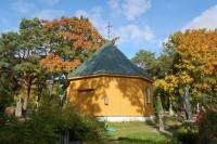 Palangos senosiose kapinėse – penkios kultūros vertybės