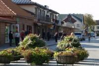 Teismas: sprendimai dėl eismo ribojimo Senojo turgaus gatvėje keičiami nebus