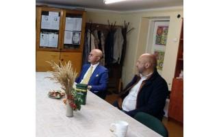 """Į politinį šou kartu su Seimo nariu A. Vinkumi įsisukęs piktas """"Palangos balsas"""" kol kas temoka tik šnypšti"""