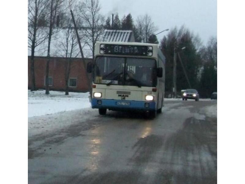 Autobusu – iki Anaičių į Vokietijos imperijos liuteronų kapinaites ir kitur