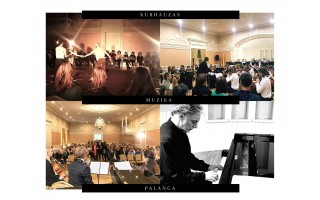 Vasara Palangos Kurhauze – pasaulinio lygio žvaigždės ir muzikos žanrų įvairovė