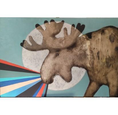 """""""Ramybės"""" galerijoje – net keturių menininkių parodos"""