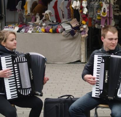 """Žvarboku oru  per Palangos sezono atidarymo šventę """"Myliu Palangą"""" nesiskundžia tik komunalininkai ir policininkai"""