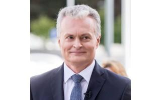Prezidentas Gitanas Nausėda sveikina Palangą: Palangos atgavimui - 100