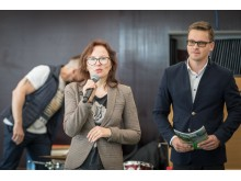 Palangos turizmo informacijos centro direktorės pavaduotojos Egidijos Smilingienės su komanda siekis – garsinti Palangą, išleistas žurnalas tą daryti taip pat padės.