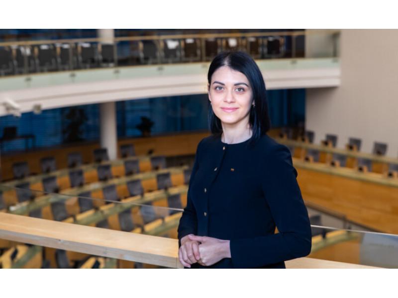 Svetlana Grigorian, LSDP Palangos skyriaus pirmininkė