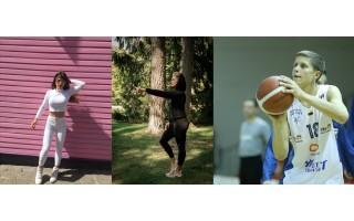 Palangos sportininkai pasidalino savo patirtimi ir siekiais