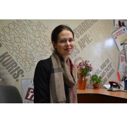 Neseniai mokytoja ėmusi dirbti Eglė Survilaitė papasakojo, jog jos pasirinkimą lėmė dukrytės gimimas, kai ėmė domėtis, kaip ją ugdyti.