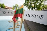 Palangoje vyko Lietuvos ir Lenkijos parlamentinės asamblėjos posėdis