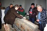 Palangos kurorto įkūrėjo grafo J. Tiškevičiaus palaikai – Kretingos koplyčioje