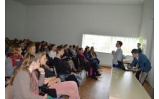 Palangos moksleiviai – apie Lietuvos moksleivių sąjungą