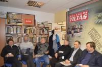 Seniūnaičiai: susitikimai su miesto valdžia ir tarnybomis turi vykti nuolat