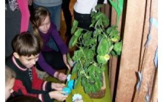Maironio atminimui – Šventosios pagrindinės mokyklos  renginys