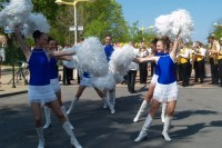 Kultūros sostinė Palanga karštai atidarė vasaros sezoną