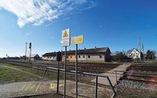 Kretingoje, Palangos gatvėje, prie geležinkelio stoties, bus statoma požeminė perėja