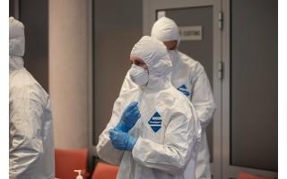 Dar vienas koronaviruso atvejis Klaipėdoje - užsikrėtė kretingiškis
