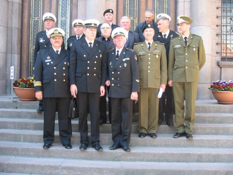 Delegatai iš Klaipėdos apskrities.