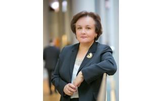 Laima Andrikienė: Apie pasaulio stogą, šilkinį diržą ir kinų uostą Pirėją